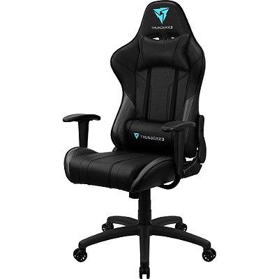 Cadeira Gamer EC3 THUNDERX3 Preta