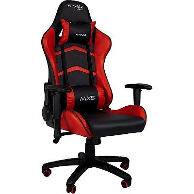 Cadeira Gamer MX5 Vermelha