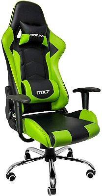 Cadeira Gamer Mx7 Verde