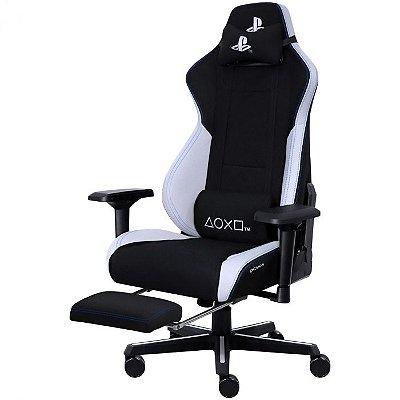 Cadeira Gamer Playstation Branca