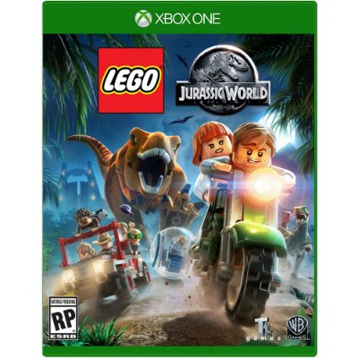 Jogo Lego Warner Jurassic World - Xbox One