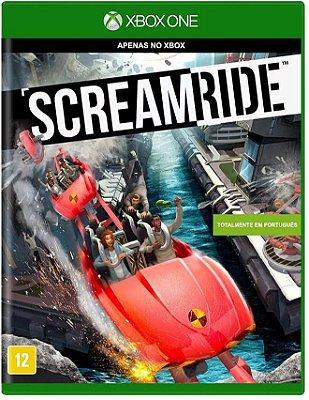 Jogo ScreamRide - Xbox One