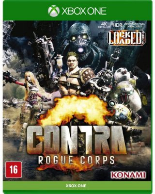 Jogo Contra: Rogue Corps (Lock And Loaded Edition)- Xbox One