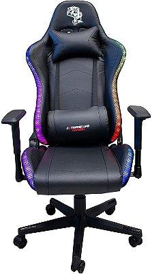 Cadeira Gamer ELG RGB Chroma CH07BKRGB