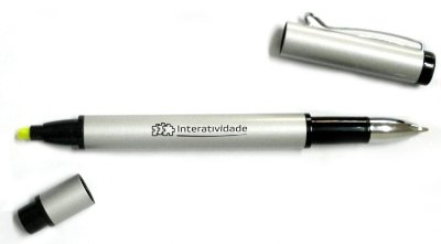 Caneta Metalizada - PE 669
