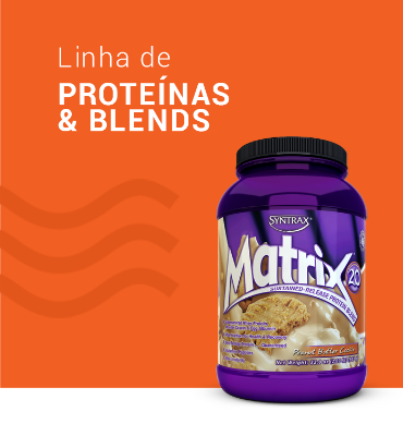 Proteinas & Blends