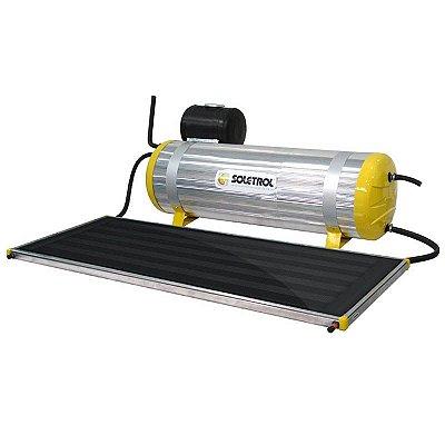 Aquecedor Solar Soletrol Special 200 Litros com Coletor Solar 2,0m² + KIT Instalação - Fácil de Instalar!