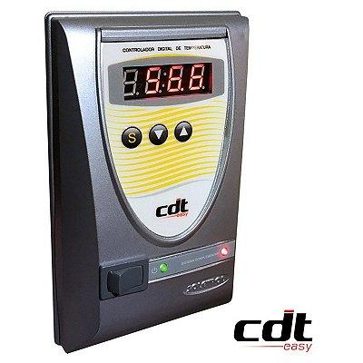 Controlador Digital de Temperatura Soletrol - CDT Easy - Mais comodidade e segurança!