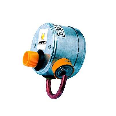 Válvula Atenuante de Congelamento Soletrol - 110V - Até 2 Coletores - 3/4  Pol - Baixa Pressão