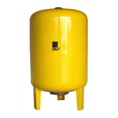 Vaso de Expansão/Pressão Solx - 100 Litros - Vertical