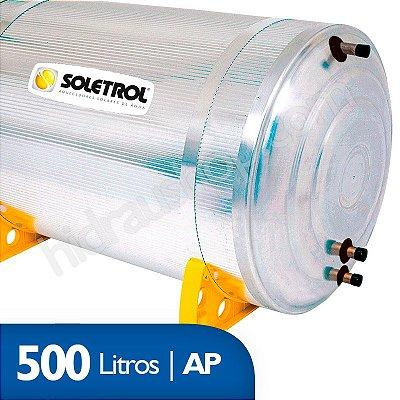 Reservatório Térmico Soletrol Max - 500 litros - Alta Pressão - D60