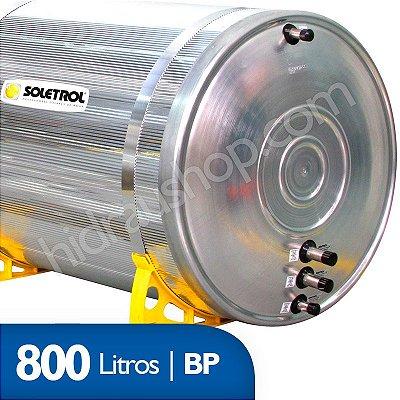 Reservatório Térmico Soletrol Max - 800 litros - Baixa Pressão