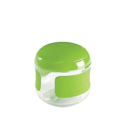Pote Infantil para Lanche Flip Top Oxotot - Verde - 150 ml