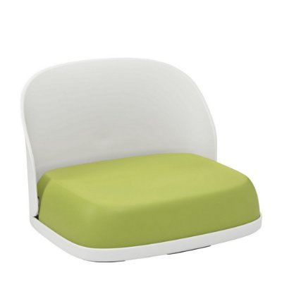 Assento Infantil Oxotot - Elevação com encosto - Verde