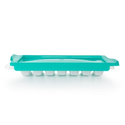 Bandeja para armazenar e congelar alimentos Oxotot (14 x 22ml) - Verde Azulado