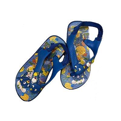 Chinelo GRENDENE Infantil Azul Backyardigans
