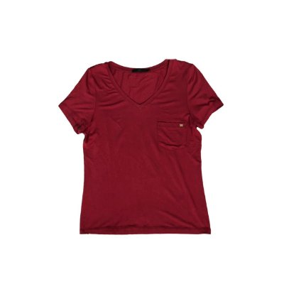 Camiseta MOB Feminina Vermelha