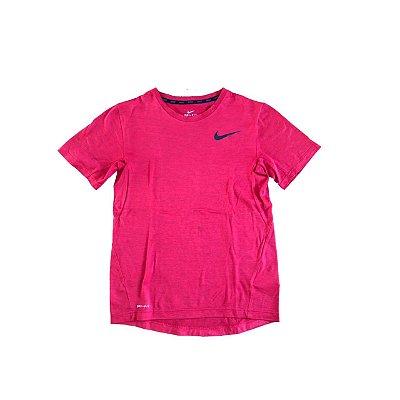 Camiseta NIKE Infantil Vermelha