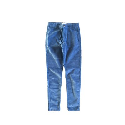 Calça Zara Kids Veludo Azul