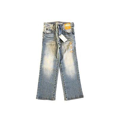 Calça Jeans GYMBOREE Infantil Jeans Claro ( com Etiqueta)