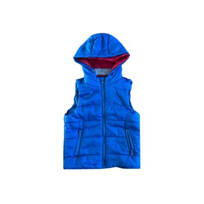 Colete Nylon BABY CLUB Infantil Azul