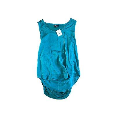 Blusa ALCAÇUZ Feminina Verde (com Etiqueta)