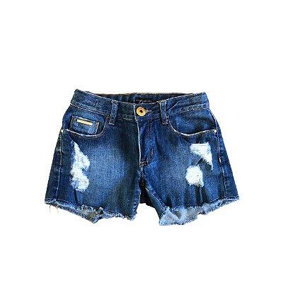 Shorts Jeans ACOSTAMENTO KIDS Infantil