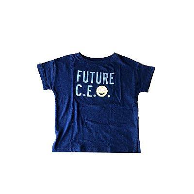 Blusa Gap Kids Azul Marinho Future