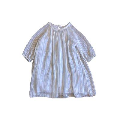 Vestido QTE Infantil Branco
