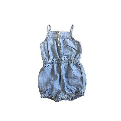 Romper Jeans CARTER`S Infantil