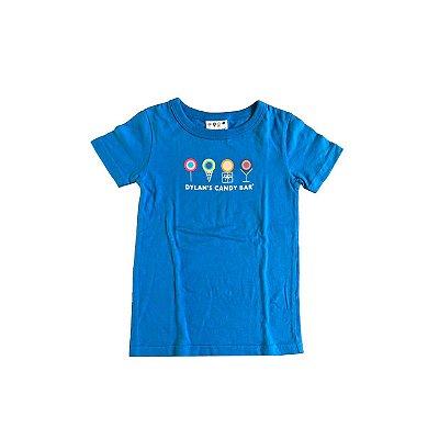 Camiseta Dylan's Candy Bar Azul