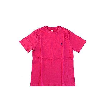 Camiseta RALPH LAUREN Infantil Vermelha