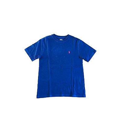 Camiseta RALPH LAUREN Infantil Marinho