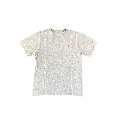 Camiseta BROOKSFIELD Infantil Cinza