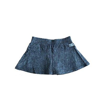 Shorts Saia Track&Field Cinza