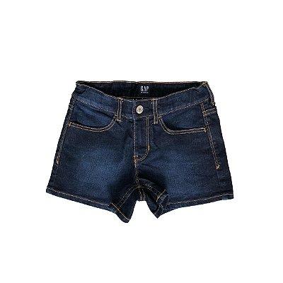 Shorts GAP KIDS Jeans Escuro