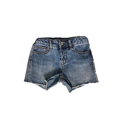 Shorts Jeans GAP KIDS com Leve Brilho