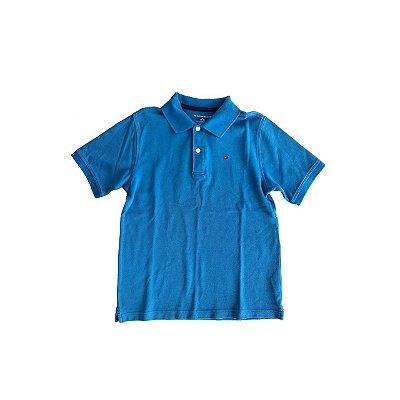 Camiseta Polo TOMMY HILFINGER Infantil Azul
