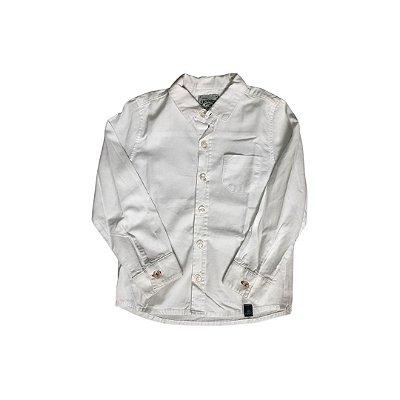 Camisa JEAN BOURGET Infantil Branca