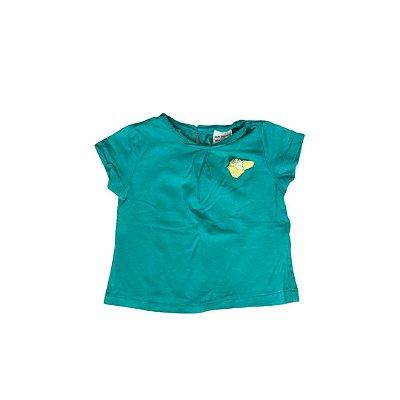Camiseta ZARA BABY Verde