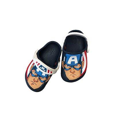 Crocs CROCS Infantil Capitão América