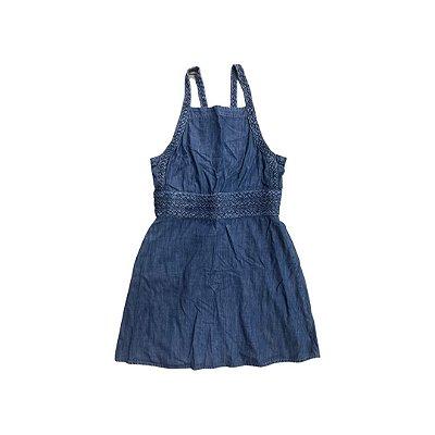 Vestido Jeans COSTUME Feminino
