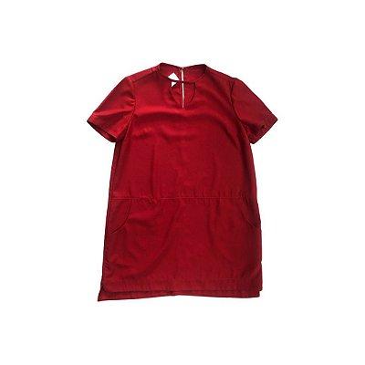 Vestido Feminino Vermelho