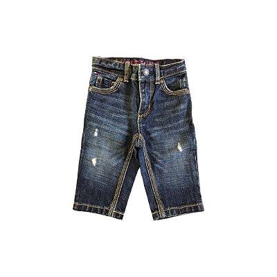 Calça Jeans Tommy Hilfinger Destroyed