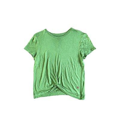 Camiseta CANTÃO Feminina Verde