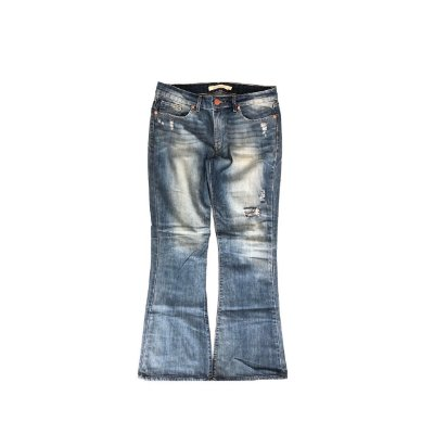 Calça Jeans BOBSTORE Feminina Azul Claro