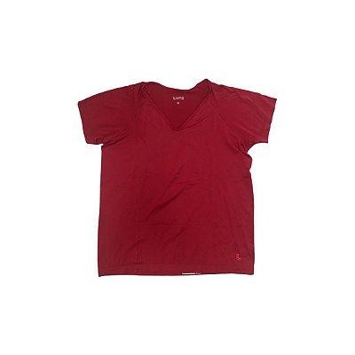 Camiseta LUPO Feminina Vermelha