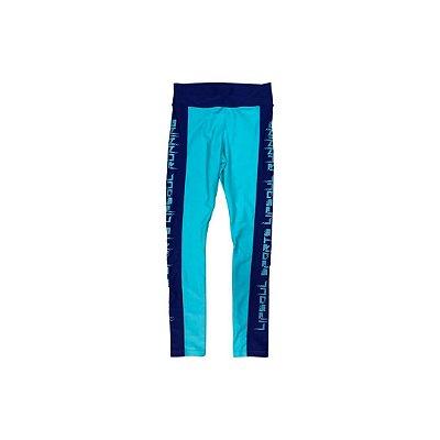 Legging LIPSOUL Feminina Azul Claro e Azul Bic