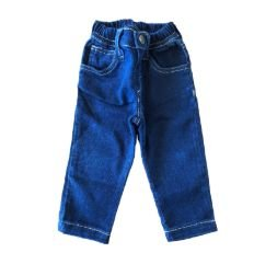 Calça Jeans com Elástico 1+1