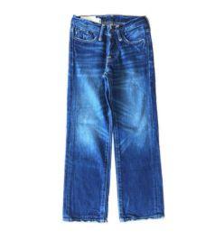 Calça Jeans Escura Abercrombie & Fitch